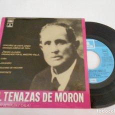 Discos de vinilo: EL TENAZAS DE MORON-EP EN EL QUERER NO HAY VENGANZA +3-NUEVO. Lote 112443367