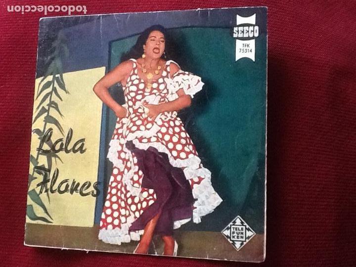 LOLA FLORES. ¡OLE! LOLA FLORES. (Música - Discos - Singles Vinilo - Flamenco, Canción española y Cuplé)