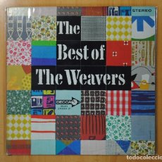 Discos de vinilo: THE WEAVERS - THE BEST OF - 2 LP. Lote 112449960