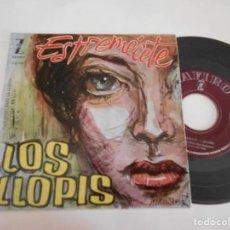 Discos de vinilo: LOS LLOPIS-EP ESTREMECETE +3. Lote 112453891