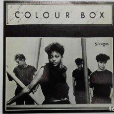 Discos de vinilo: COLOUR BOX ?– SHOTGUN. DISCO PROMOCIONAL EDICION ESPAÑOLA FERNANDO CARBALLAR1984.. Lote 112464051