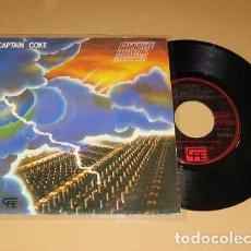 Vinyl-Schallplatten - FUTURE WORLD ORCHESTRA - CAPTAIN COKE - SINGLE - 1983 - 112465627