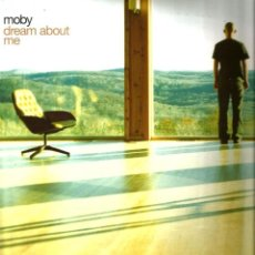 Discos de vinilo: MAXI MOBY DREAM ABOUT ME ( 3 TRACKS ) . Lote 112472775