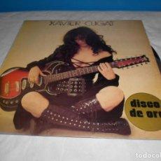 Discos de vinilo: XAVIER CUGAT LP DISCO DE ORO 1973 MERCURY. Lote 112481719