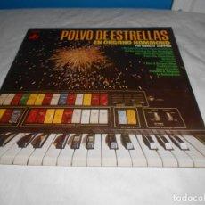 Discos de vinilo: ASHLEY TAPPAN (POLVO DE ESTRELLAS EN ORGANO HAMMOND) LP ESPAÑA 1979 . Lote 112482671