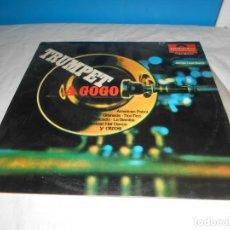 Discos de vinilo: LP - JAMES LAST BAND - TRUMPET A GOGO (SPAIN, POLYDOR 1966). Lote 112483063