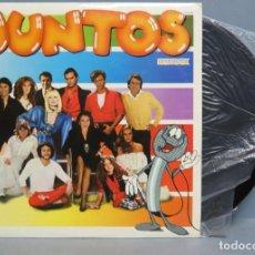 Discos de vinilo: LP. JUNTOS. HISPAVOX. Lote 112487823