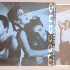 Discos de vinilo: LP. ENTRE EL CIELO Y EL SUELO. MECANO. Lote 112489079