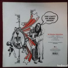 Discos de vinilo: DJ SHADOW-YOU CAN'T GO HOME AGAIN! (12'' MAXI. MCA. 2002) COLABORA: ZACK DE LA ROCHA. Lote 112519575