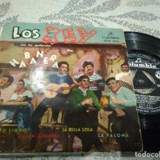 Discos de vinilo: EP LOS XEY HABANERA +3 MUY BUEN SONIDO. Lote 112525239