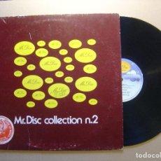 Discos de vinilo: LP ITALIANO 1983 - MR DISC COLLECTION 2 - MR DISC. Lote 112534887