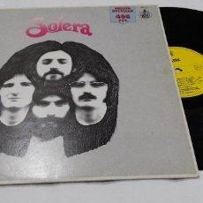 Discos de vinilo: SOLERA LP 1983. Lote 112534935