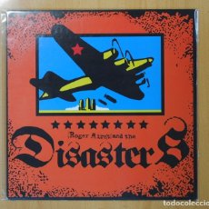 Discos de vinilo: ROGER MIRET AND THE DISASTERS - ROGER MIRET AND THE DISASTERS - LP. Lote 112536382