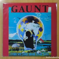 Discos de vinilo: GAUNT - I CAN SEE YOUR MOM FROM HERE - LP. Lote 112536404