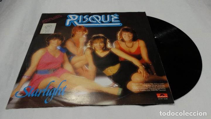 RISQUE STARLIGHT LP 1982 ESPECIAL LONG (Música - Discos - LP Vinilo - Electrónica, Avantgarde y Experimental)