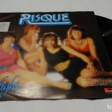 Discos de vinilo: RISQUE STARLIGHT LP 1982 ESPECIAL LONG. Lote 112537003