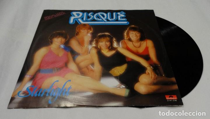 Discos de vinilo: RISQUE STARLIGHT LP 1982 ESPECIAL LONG - Foto 2 - 112537003