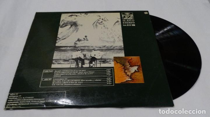 Discos de vinilo: EIDERJAZZ LP 1981 + ENCARTE DONOSTI - Foto 2 - 112538027
