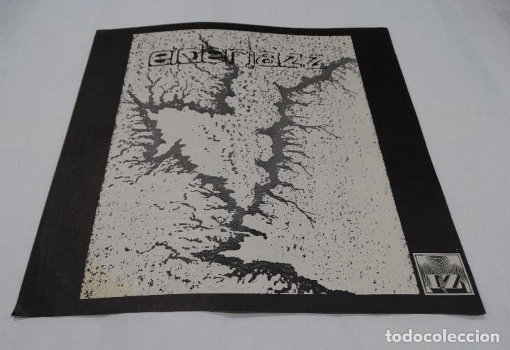 Discos de vinilo: EIDERJAZZ LP 1981 + ENCARTE DONOSTI - Foto 3 - 112538027