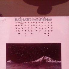 Discos de vinilo: FRANCO BATTIATO - L'ARCA DI NOE - BUEN ESTADO - VER FOTOS. Lote 112550767