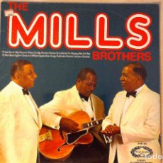 Discos de vinilo: THE MILLS BROTHERS -THE MILLS BROTHERS- LP 1959 HALLMARK UK. Lote 112554239