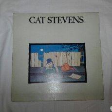 Discos de vinilo: LP: CAT STEVENS, THE TEASER AND THE FIRECAT.. Lote 112570543