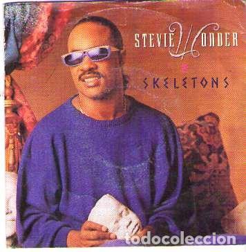 DISCOS (STEVIE WONDER) (Música - Discos - Singles Vinilo - Otros estilos)