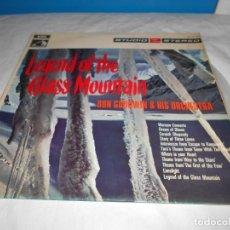 Discos de vinilo: RON GOODWIN HIS ORCHESTRA - LEGEND OF THE GLASS MOUNTAIN - 1969 - LP. Lote 112575447