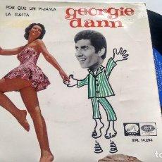 Discos de vinilo: E P ( VINILO) DE GEORGIE DANN AÑOS 60. Lote 112587419