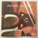 Discos de vinilo: GRUPO CÍRCULO INTERPRETA A CRISTÓBAL HALFFTER. Lote 112601107