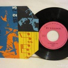Discos de vinilo: LOS INDIOS TABAJARAS - DEIXA DE TRISTEZA / BAIA +2 - EP - 1971 - SPAIN - VG/G. Lote 112604895