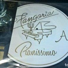 Discos de vinilo: MUSICA LP FANGORIA LP + CD PIANISSIMO E. LIMITADA 0312/1500 ALASKA PRECINTADO. Lote 112621835