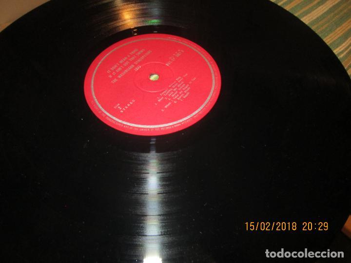 Discos de vinilo: THE WASHBOARD SYNCOPATORS - 1973 LP - ORIGINAL INGLES - PRENSAJE PRIVADO . 1973 STEREO - - Foto 14 - 112632043