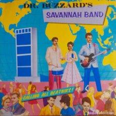 Discos de vinilo: DR. BUZZARD´S. SAVANNAH BAND. LP USA.. Lote 112639179