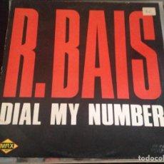 R. Bais- Dial My Number - italo disco