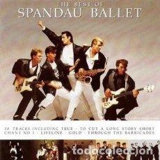 Discos de vinilo: SPANDAU BALLET : THE BEST OF. (CHRYSALIS (UK), 1991). Lote 112647959