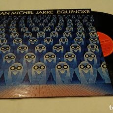 Discos de vinilo: JEAN MICHEL JARRE - EQUINOXE - LP 1978. Lote 112648491