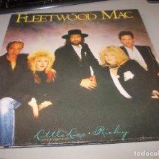 Fleetwood Mac, Little Lies (Extended Version), 920 761-0 MS, Wea 1.987, Maxi Single