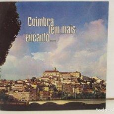 Discos de vinilo: COIMBRA TEM MAIS ENCANTO... - MACHADO SOARES....EP 1978 - PORTUGAL - VG+/VG+. Lote 112657775
