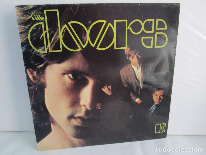 THE DOORS. LP VINILO. ELECTRA RECORDS 1982. VER FOTOGRAFIAS ADJUNTAS (Música - Discos - LP Vinilo - Pop - Rock Internacional de los 50 y 60)