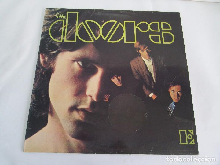 Discos de vinilo: THE DOORS. LP VINILO. ELECTRA RECORDS 1982. VER FOTOGRAFIAS ADJUNTAS - Foto 2 - 112657903