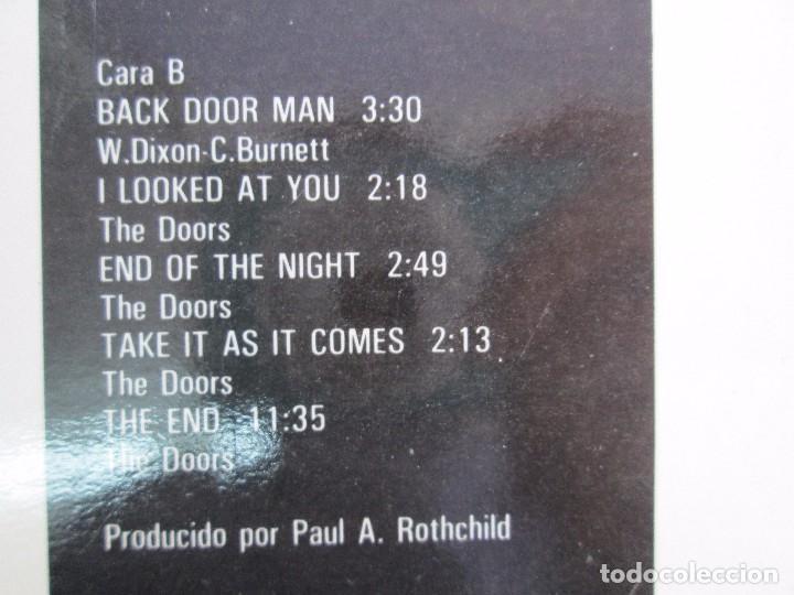 Discos de vinilo: THE DOORS. LP VINILO. ELECTRA RECORDS 1982. VER FOTOGRAFIAS ADJUNTAS - Foto 8 - 112657903