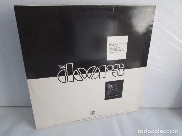 Discos de vinilo: THE DOORS. LP VINILO. ELECTRA RECORDS 1982. VER FOTOGRAFIAS ADJUNTAS - Foto 10 - 112657903