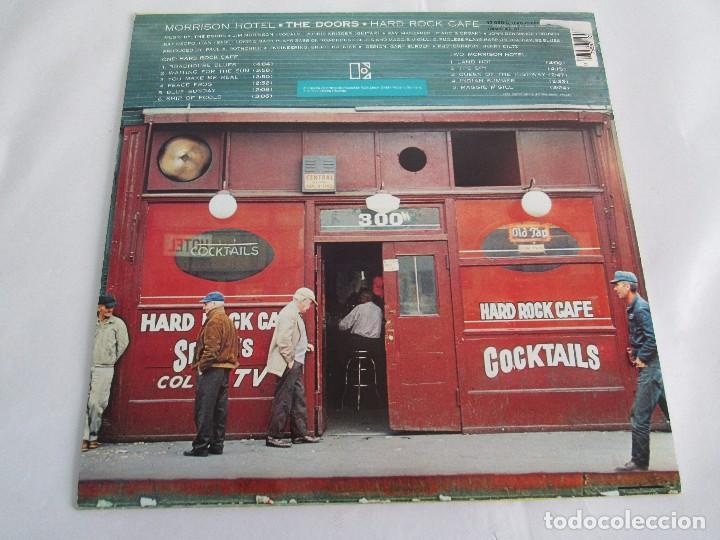 Discos de vinilo: THE DOORS. MORRISON HOTEL. LP VINILO. ELEKTRA RECORDS 1973. VER FOTOGRAFIAS - Foto 9 - 112658947