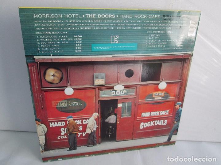 Discos de vinilo: THE DOORS. MORRISON HOTEL. LP VINILO. ELEKTRA RECORDS 1973. VER FOTOGRAFIAS - Foto 10 - 112658947