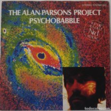 Discos de vinilo: THE ALAN PARSONS PROJECT..PSYCHOBABBLE. (ARISTA 1982).EUROPE (WEST GERMANY). Lote 112665595
