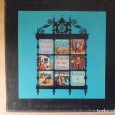 Discos de vinilo: ANTOLOGIA DEL CANTE FLAMENCO 1.958. Lote 112670047