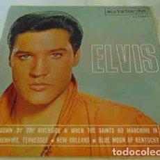 Discos de vinilo: ELVIS PRESLEY – MEMPHIS TENNESSE + 3- EP 1967. Lote 112680075