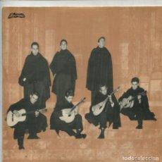 Discos de vinilo: FADOS E GUITARRADAS DE COIMBRA / CARLA / FADO DAS ANDORIÑAS+ 2 (EP ORIGINAL PORTUGUES). Lote 112681903