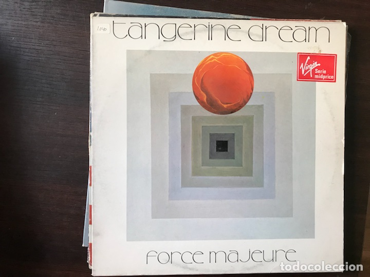 Force majeure  Tangerine Dream